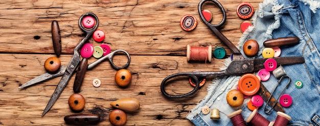 Set accessoires op maat Premium Foto