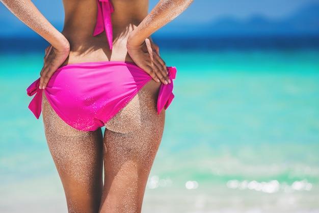 Sexy vrouwenbillen Premium Foto