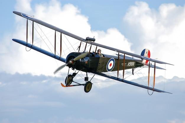 Shuttleworth collectie avro 504k Gratis Foto