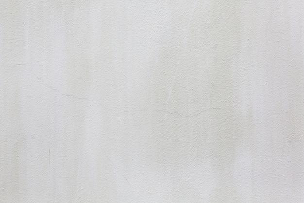 Simplistische witte geschilderde muurtextuur Gratis Foto