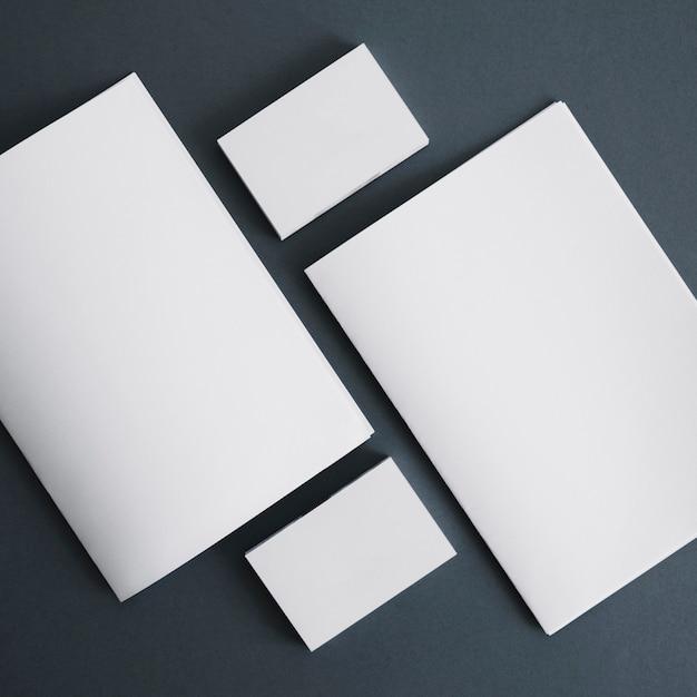 Sjabloon voor briefpapier Gratis Foto