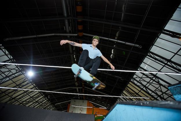 Skateboarden Premium Foto