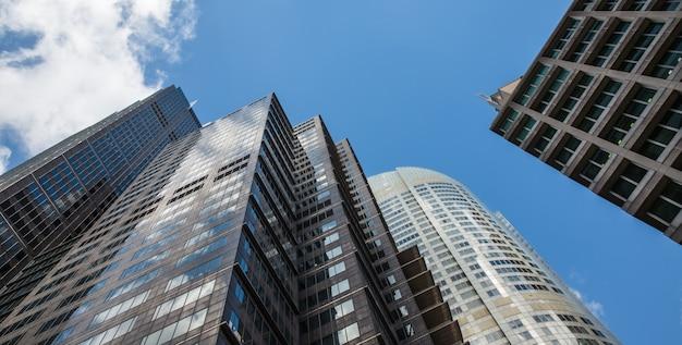 Skyline van sydney Premium Foto