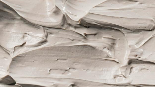 Sluit omhoog van de textuur van de kleipot Gratis Foto