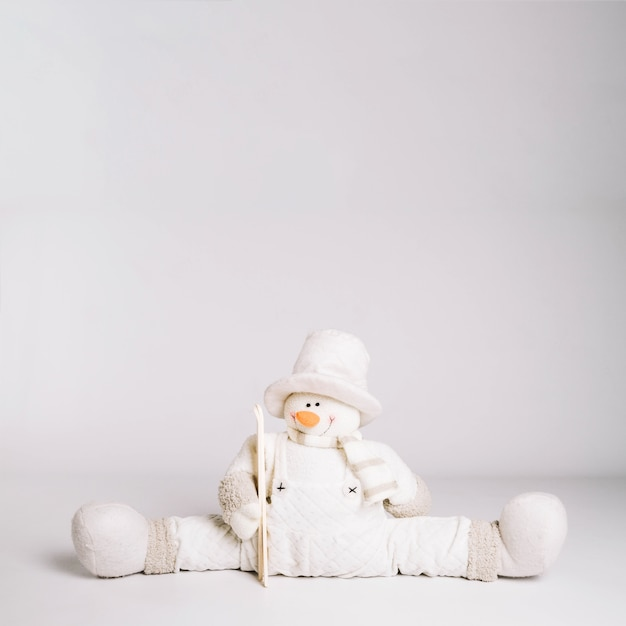 Sneeuwpop pop Gratis Foto