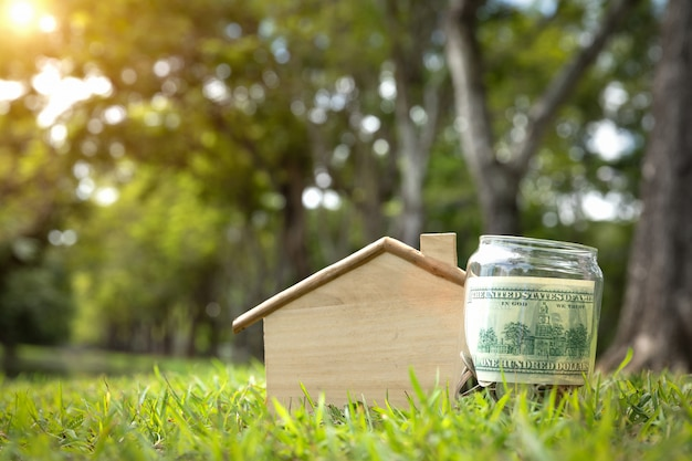Spaarplannen voor huisvesting Gratis Foto