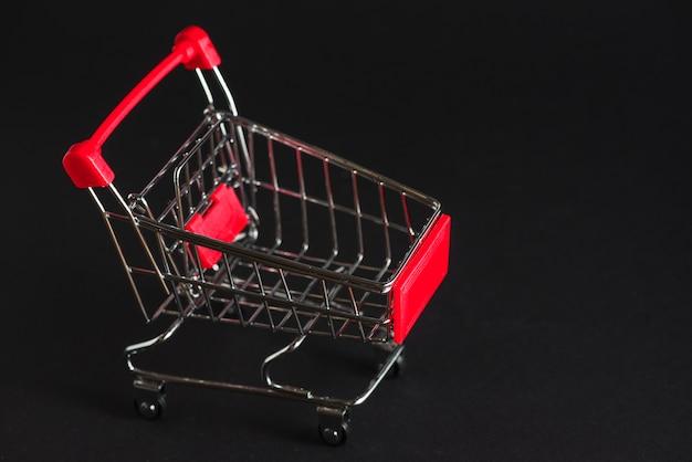 Speelgoed supermarkt winkelwagen Gratis Foto