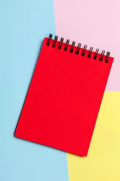 Spiraal notebook Premium Foto