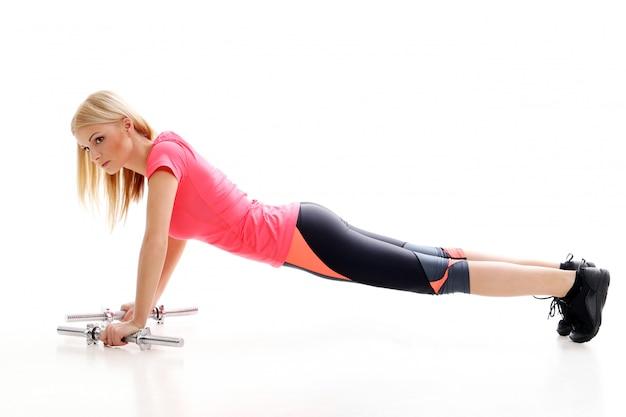 Sport oefening Gratis Foto