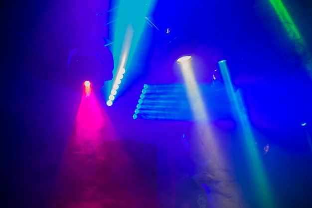 Spotlights Gratis Foto