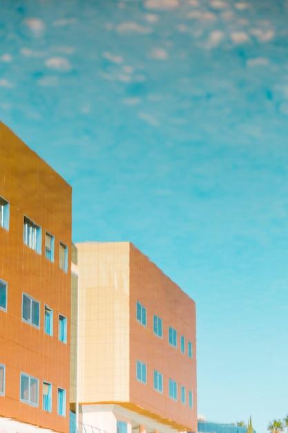 Stad gebouw Gratis Foto