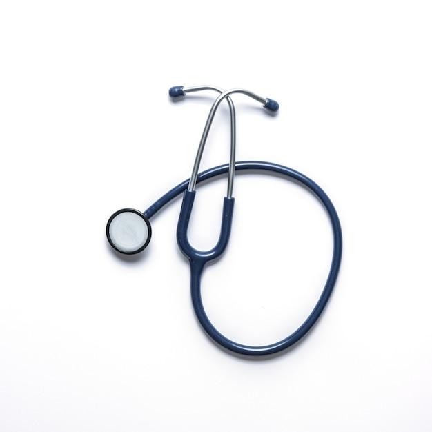 Stethoscoop voor medische check-up Gratis Foto