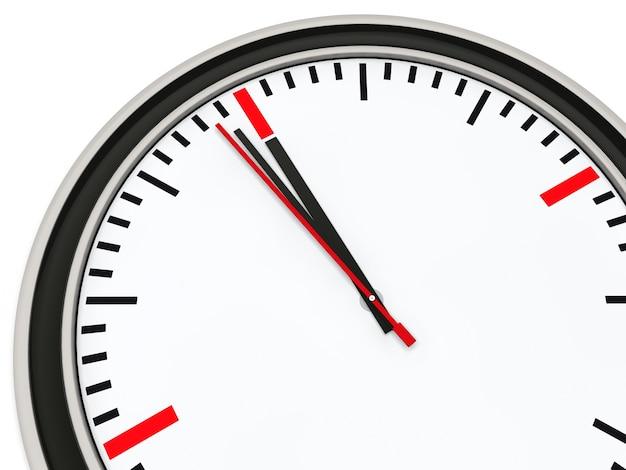 Stopwatch wijst bijna 12 Gratis Foto