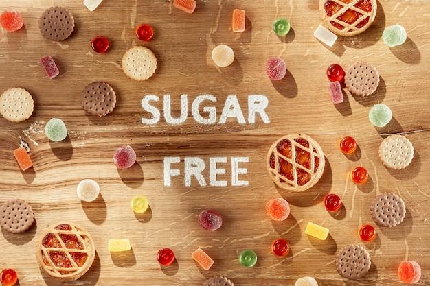 Suikervrije taarten Gratis Foto