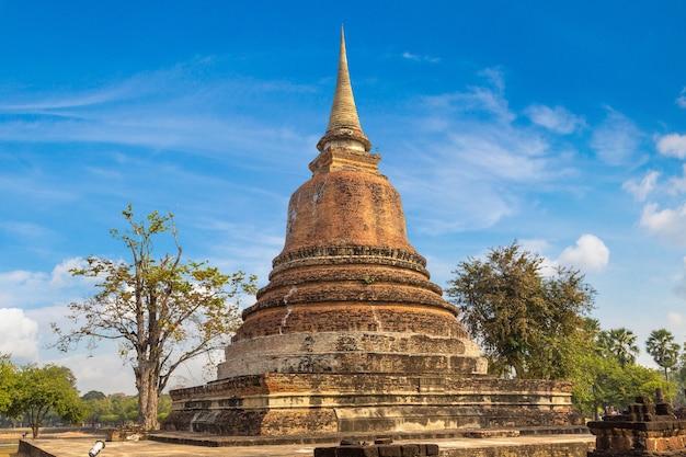 Sukhothai historisch park, thailand Premium Foto