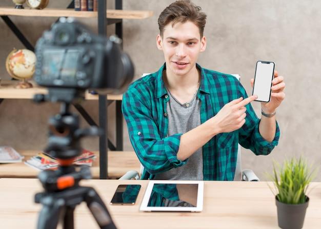 Tech vlogger Gratis Foto