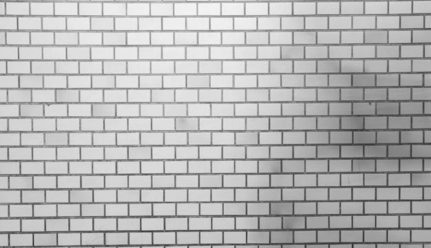 Tegel bakstenen muur textuur Gratis Foto