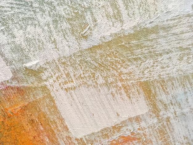 Textuur van abstracte kunst beige kleuren als achtergrond. Premium Foto