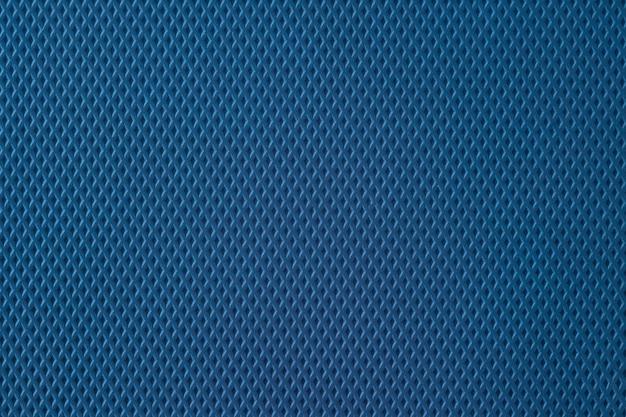 Textuur van blauw rubber Premium Foto
