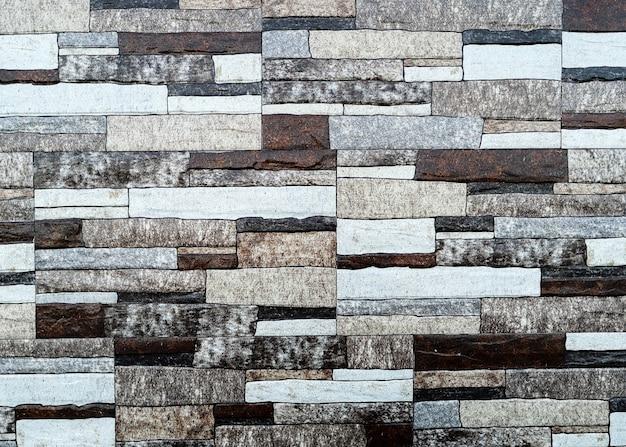 Textuur van een stenen muur. muur textuur achtergrond. Gratis Foto