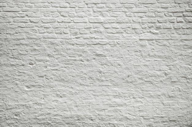 Textuur van oude donkere witte blokken, bakstenen muur. Premium Foto