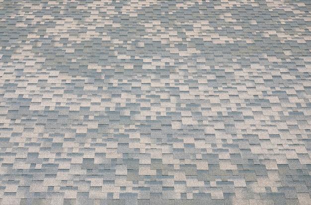 Textuur van platte dakpannen Premium Foto