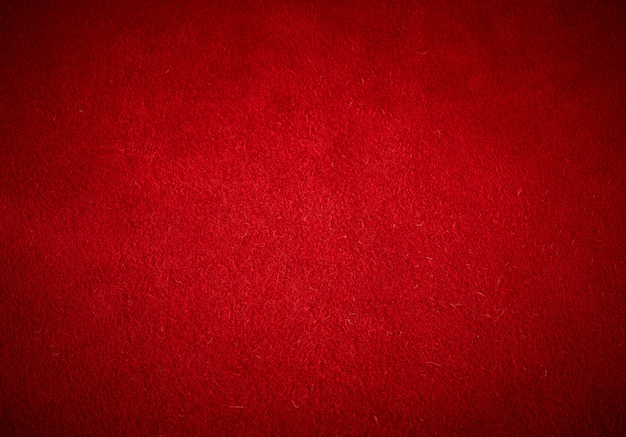 Textuur van rood koesuède, volledig kader Premium Foto