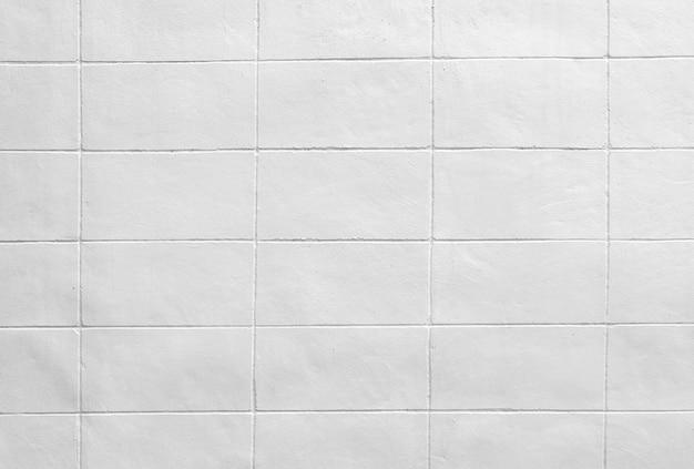 Textuur witte betonnen muur achtergrond Premium Foto