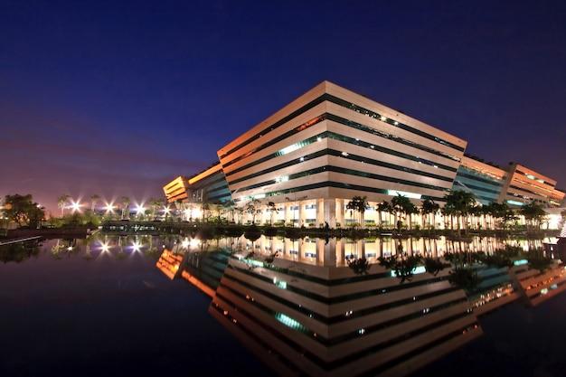 Thais regeringscomplex Premium Foto