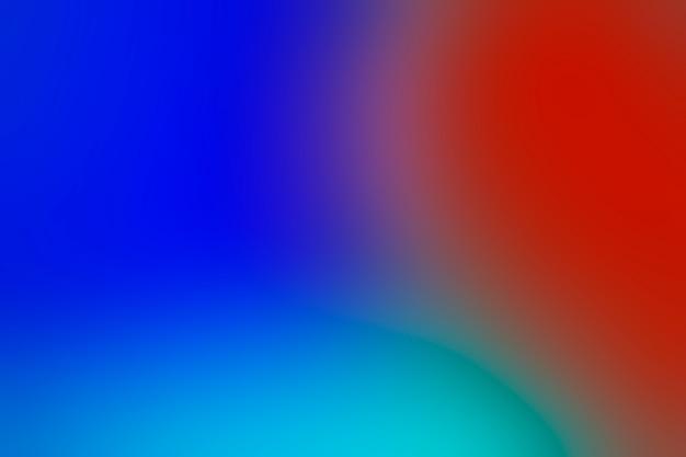 Tinten van felle kleuren tijdens het mixen Gratis Foto