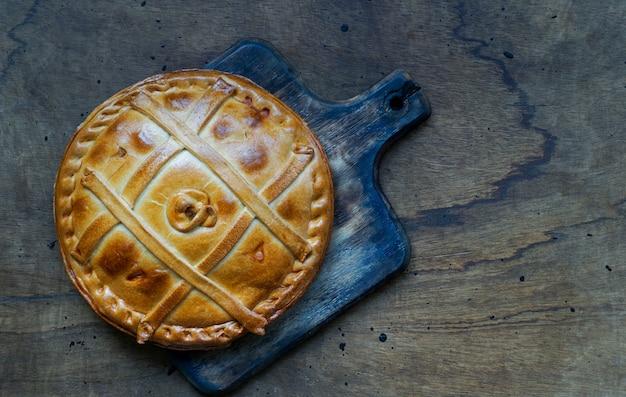 Tonijncake, empanada de atun Premium Foto