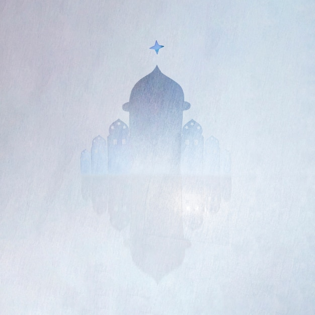 Torens in de mist Gratis Foto
