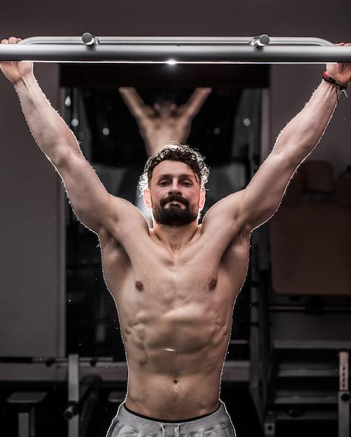 Training cross fit Gratis Foto