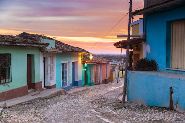 Trinidad, cuba Premium Foto