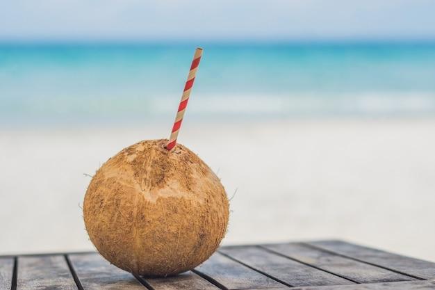 Tropisch landschap Premium Foto