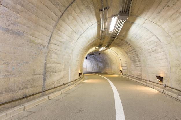 Tunnel Premium Foto