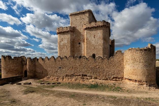 Turegano kasteel Premium Foto