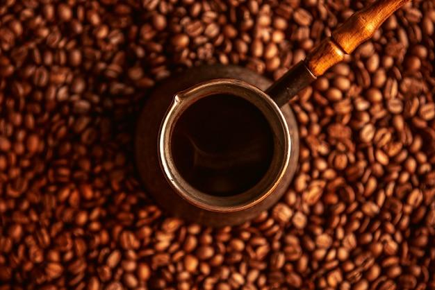 Turkse koffie Premium Foto