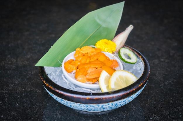 Uni sashimi Gratis Foto