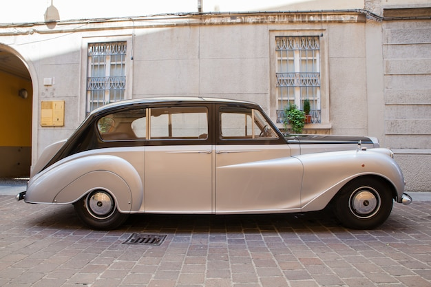 Vanden plas princess limousine Premium Foto