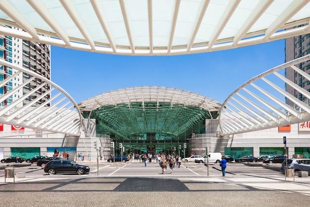 Vascodegama winkelcentrum Premium Foto