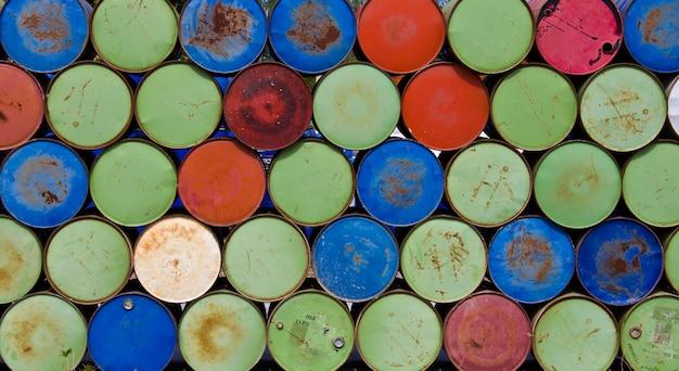 Vaten voor het opslaan van olie Gratis Foto