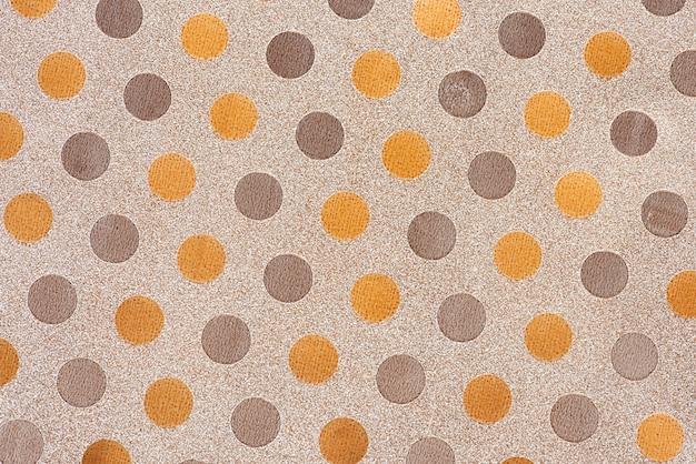 Veelkleurige polka dot achtergrond Gratis Foto