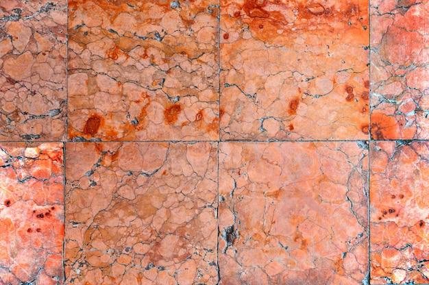 Verfraaide de textuurachtergrond van de kunst marmeren steen. Premium Foto