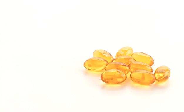 Verpakkingen van pillen en capsules van medicijnen Gratis Foto
