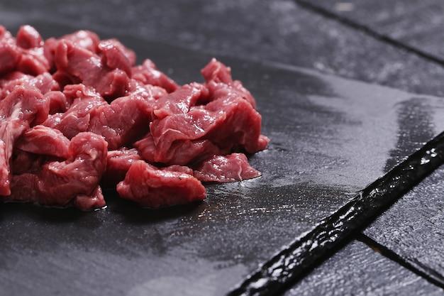 Vers vlees Gratis Foto