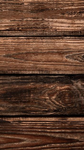 Verticale oude houten deurachtergrond. Premium Foto