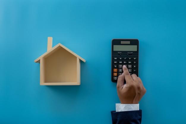 Verzekering en mijn huisbezit dekking landgoed bescherming tegen woningongeluk investeer en huis Premium Foto