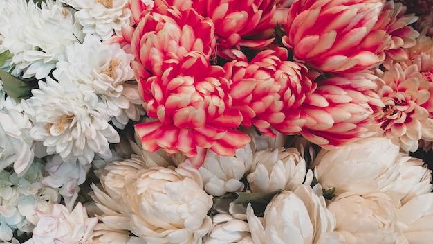 Vintage bloemen Gratis Foto