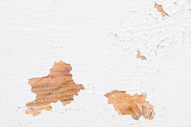 Vintage witte muur met krassen erop Gratis Foto